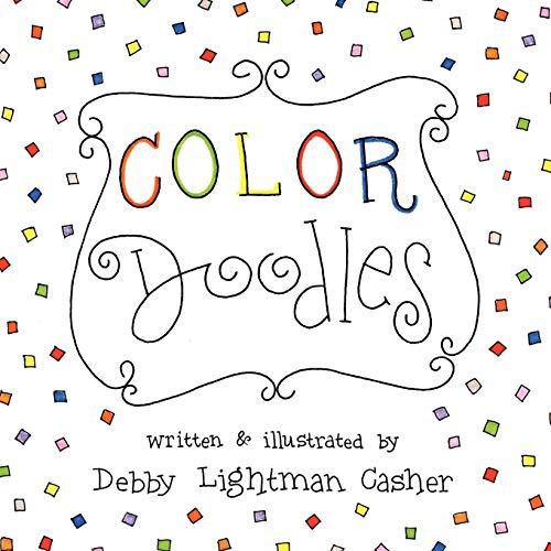 Color Doodles: Casher, Debby Lightman
