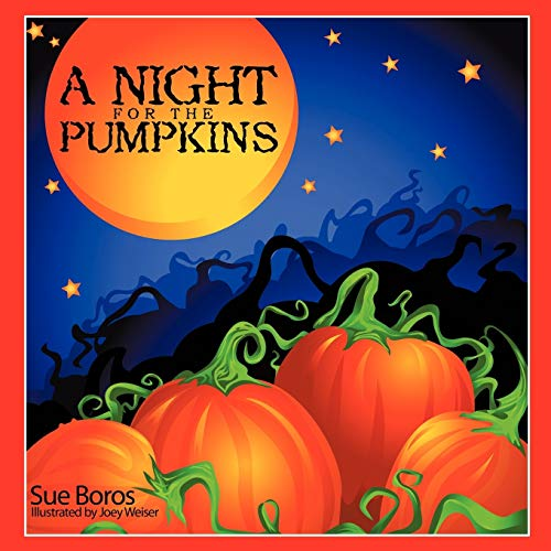 9781452093628: A Night for the Pumpkins