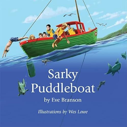 9781452097541: Sarky Puddleboat