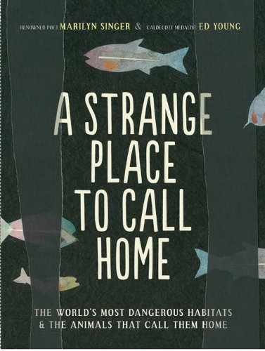 9781452101200: A Strange Place to Call Home: The World's Most Dangerous Habitats & the Animals That Call Them Home