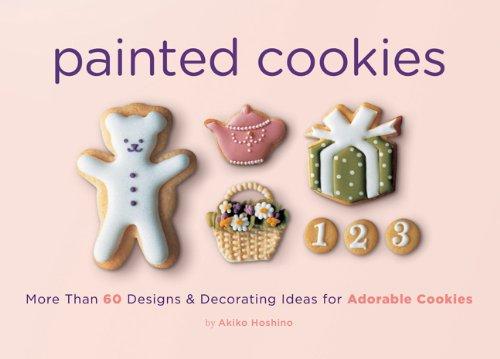9781452101224: Painted Cookies