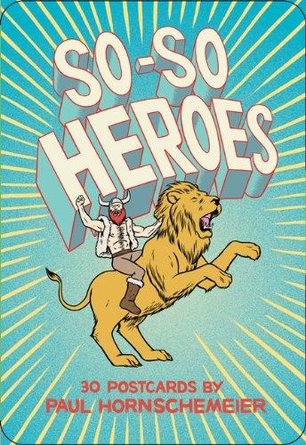 9781452101347: So-So Heroes