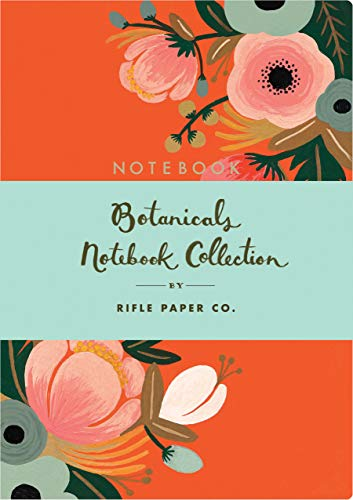 9781452101859: Botanicals Notebook Collection