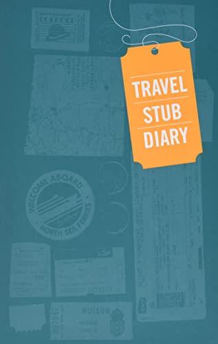 9781452102054: Travel Stub Diary