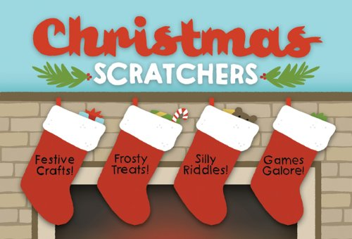 9781452102764: Christmas Scratchers
