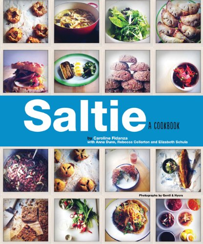 Saltie: A Cookbook