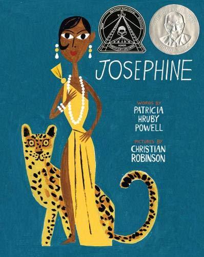 9781452103143: Josephine: The Dazzling Life of Josephine Baker (Coretta Scott King Illustrator Honor Books)