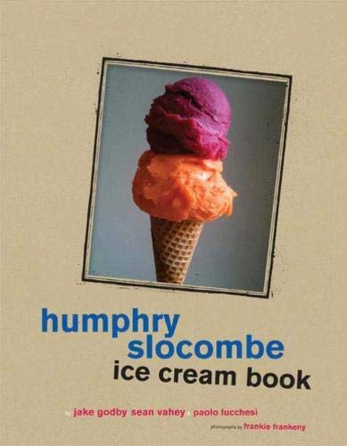 Humphrey Slocombe Ice Cream Book