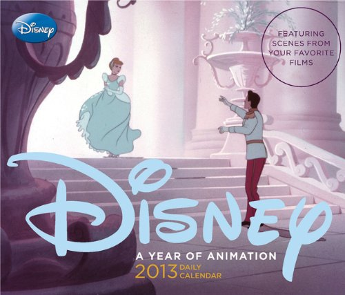 9781452104997: 2013 Daily Calendar: Disney