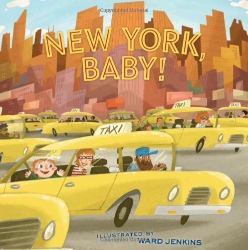 9781452106199: New York, Baby!