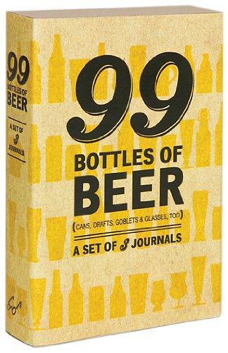 9781452106212: 99 Bottles of Beer Journal Set