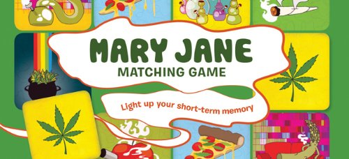 Mary Jane Matching Game: Chronicle Books
