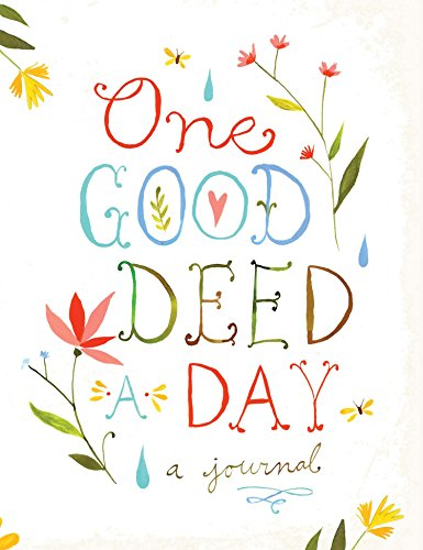 One Good Deed a Day: Chronicle Books