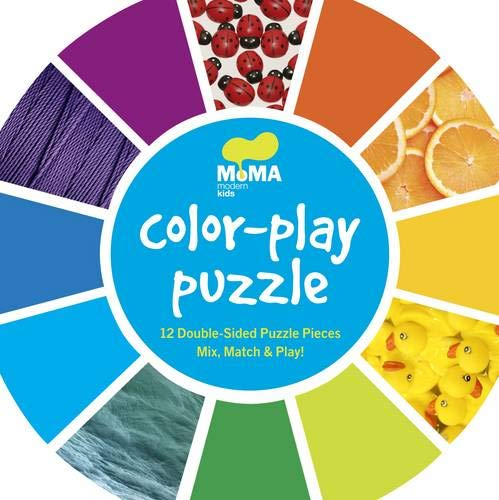 9781452106748: MoMA Color Wheel Puzzle: Museum of Modern Art