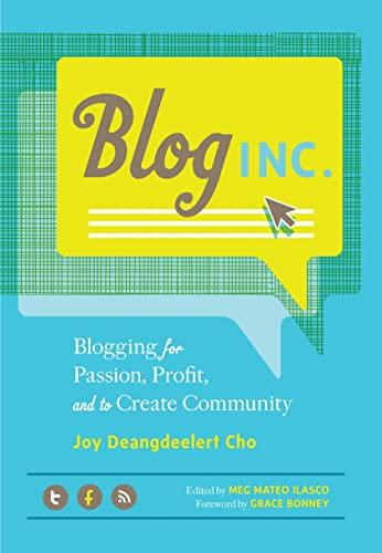 9781452107202: Blog, Inc