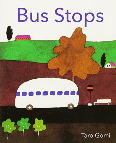 9781452107554: Bus stops: Taro Gomi