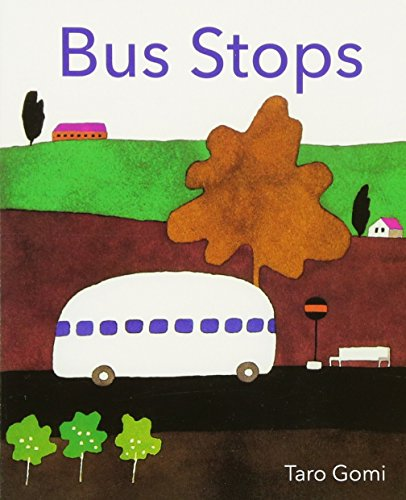 Bus Stops (Board Books)