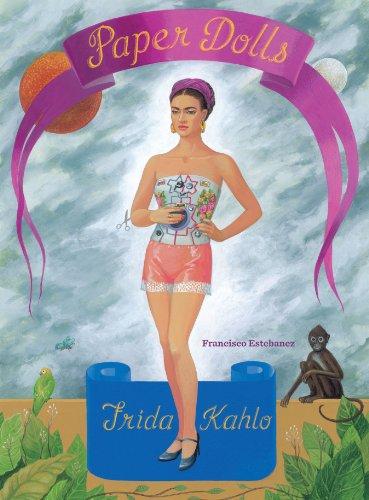 Frida Kahlo Paper Dolls: Francisco Estebanez
