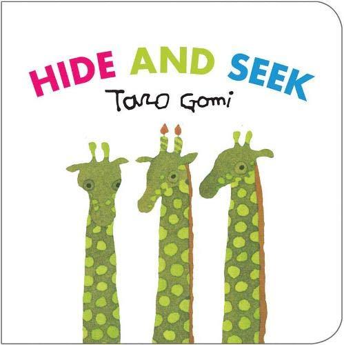 9781452108407: Hide and Seek: Taro Gomi