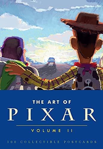 2: The Art of Pixar, Volume II: 100 Collectible Postcards