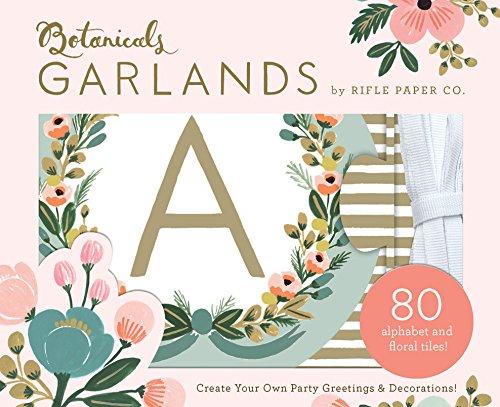 9781452109619: Botanicals Garlands