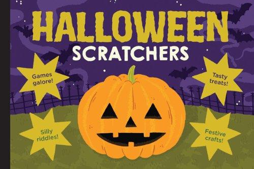 Halloween Scratchers: Erin Lee Golden