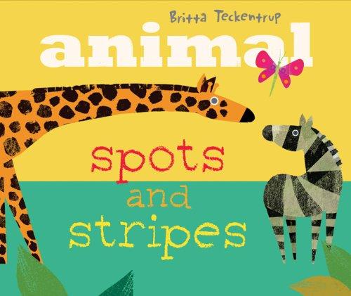 9781452109947: Animal Spots and Stripes (Templar)