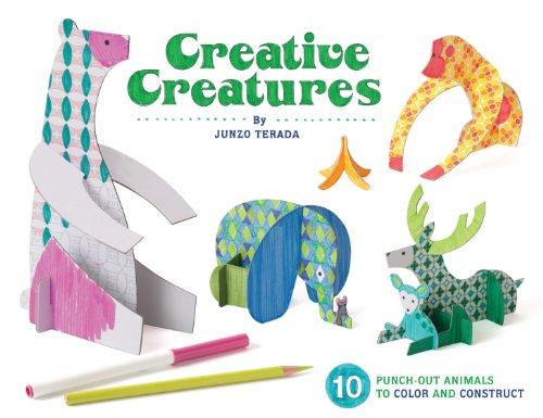 9781452109961: Creative Creatures