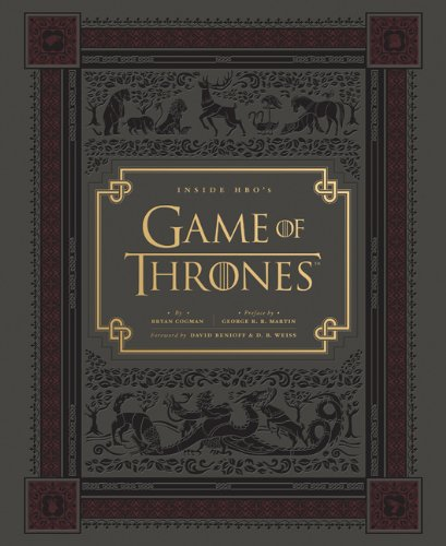 9781452110103: Inside HBO's Game of Thrones: Seasons 1 & 2