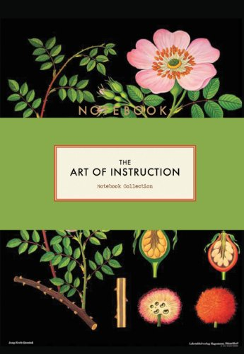 9781452110202: The Art of Instruction Notebook Collection