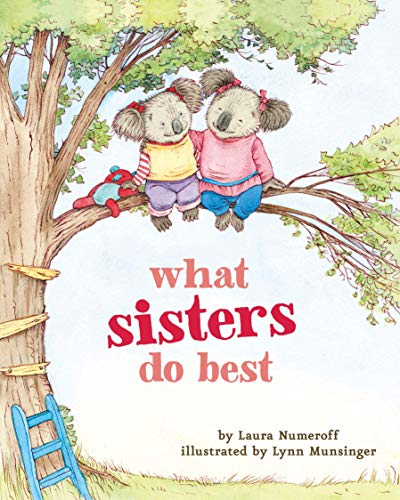 What Sisters Do Best (1452110743) by Laura Numeroff