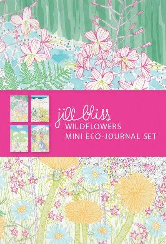 9781452110776: Wildflowers Mini Eco-Journals