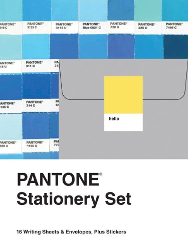 9781452110936: Pantone Stationery Set