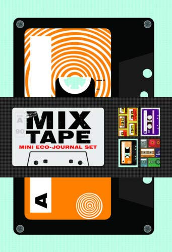 9781452110981: Mix Tapes Mini Eco-Journals