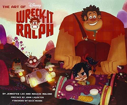 9781452111018: Art of Wreck-It Ralph (The Art of Disney)