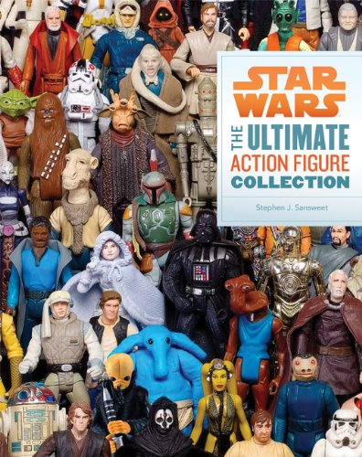 STAR WARS THE ULTIMATE ACTION FIGURE COL: SANSWEET, STEPHEN