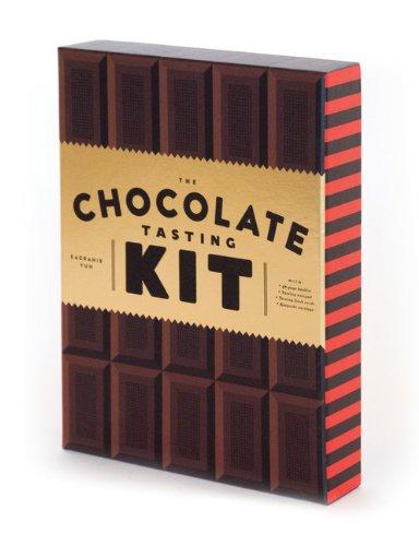 9781452111643: The Chocolate Tasting Kit (Tasting Kits)