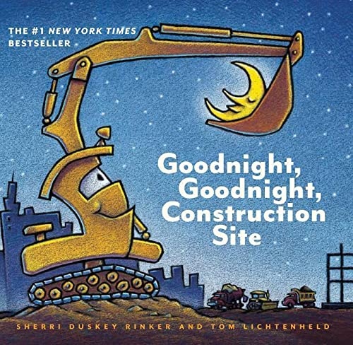 9781452111735: Goodnight, Goodnight, Construction Site