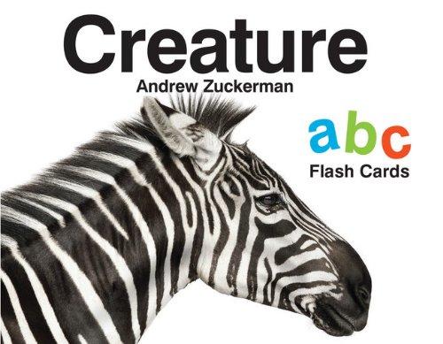9781452111810: Creature ABC Flash Cards