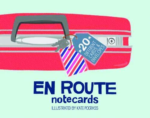 9781452112473: En Route Notecards