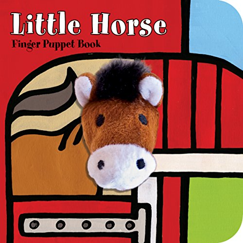 9781452112497: Little Horse: Finger Puppet Book (Little Finger Puppet Board Books)