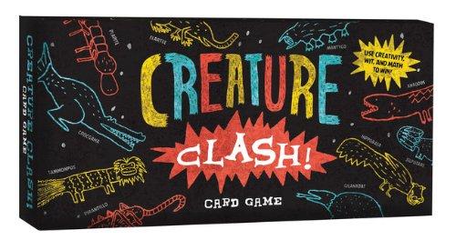 Creature Clash! Card Game: Panian, Angie; Panian, Tyler
