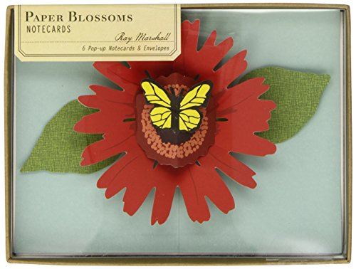 9781452112701: Paper Blossoms Notecards: 6 Pop-up Notecards & Envelopes (Card Book)