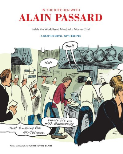 9781452113463: In the Kitchen with Alain Passard h