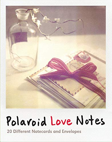 9781452114095: Polaroid Love Notes: 20 Different Notecards and Envelopes
