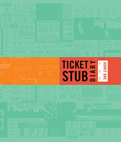 9781452114224: Ticket Stub Diary