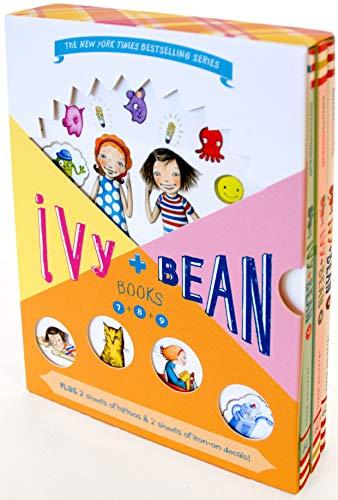 9781452117324: Ivy & Bean Boxed Set: Books 7-9