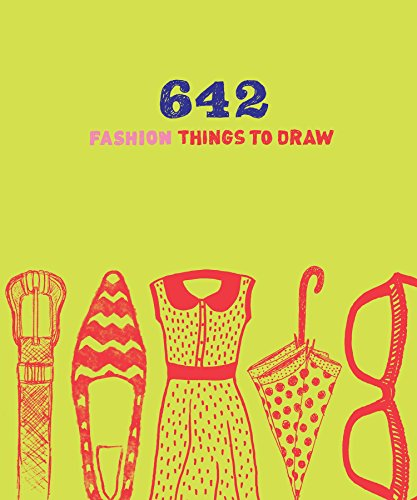 9781452118321: 642 Fashion Things to Draw (Journals)