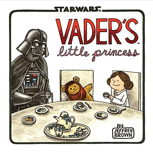 Vader's Little Princess: Brown, Jeffrey