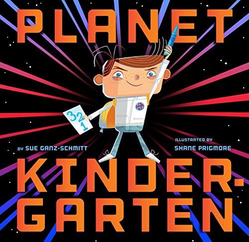 9781452118932: Planet Kindergarten